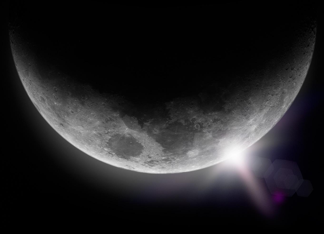 OMEGA Watches: Speedmaster Dark Side of the Moon
