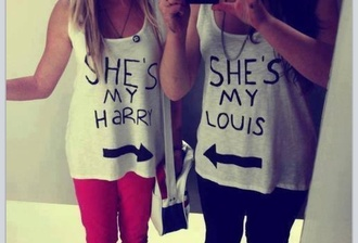 shirt crop tops louis harry who be my harrys :-(