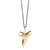 Zoe Chicco  — mixed sharks tooth necklace