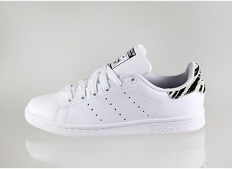 1317fec0b54 adidas stan smith zebra, Adidas Stan Smith - Adidas NEO Womens ...