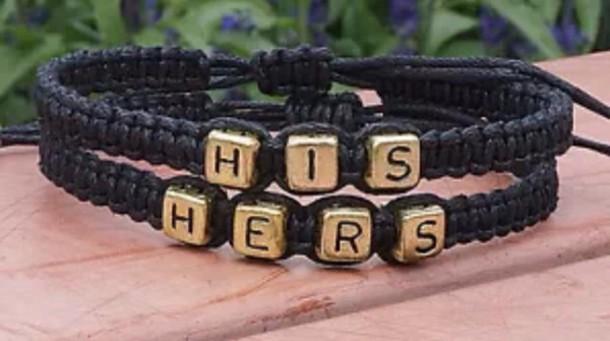 jewels accessories braceles couple