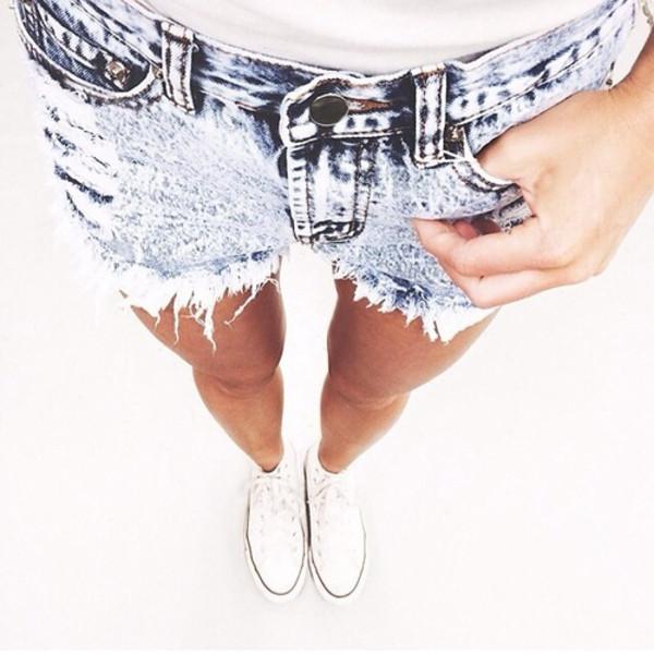 shorts acid wash washed like summer legs grey pants black high waisted