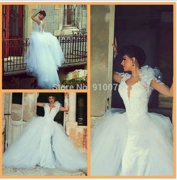 dress wedding dress backless wedding dress white bridal gowns