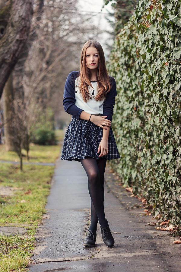 iemmafashion t-shirt skirt shoes jewels