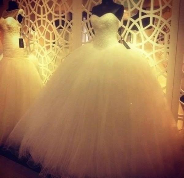dress prom dress bridal white proposal wedding dress ball gown wedding dresses