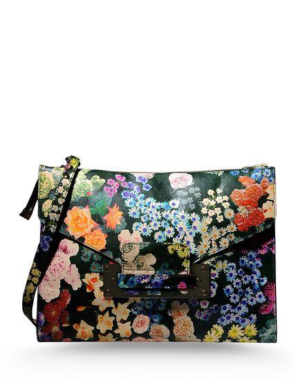 Sophie Hulme Medium Leather Bag - Sophie Hulme Handbags Women - thecorner.com