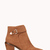Modernist Faux Suede Booties | FOREVER21 - 2000076445