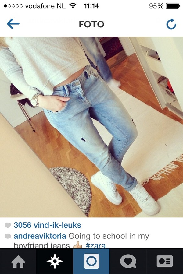 jeans shoes zara