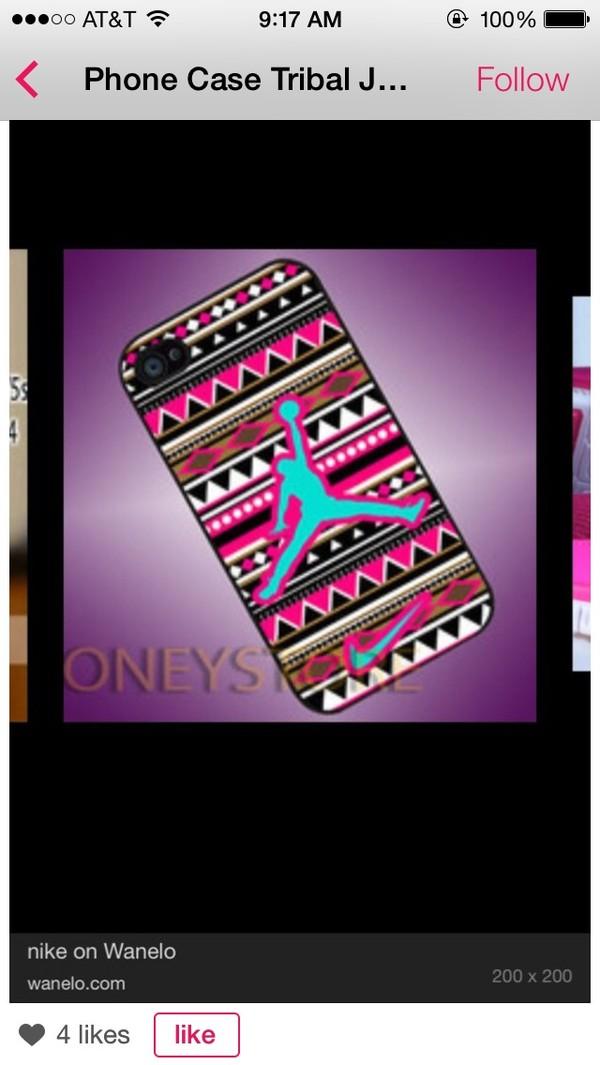 jewels phone cover iphone 5 case aztec jordans dunkman