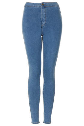 MOTO Vintage Joni Super High Wasited Jeans - Jeans  - Clothing  - Topshop