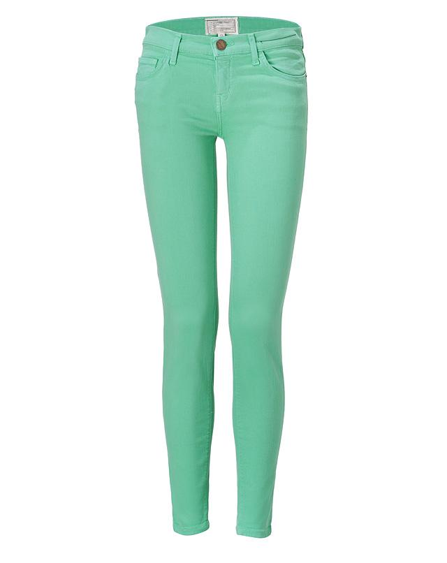 WinterGreenAnkleSkinnyJeansfromCURRENT/ELLIOTT   Luxury fashion online   STYLEBOP.com