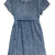 Cool Denim Babydoll Dress (Kids) | FOREVER 21 - 2000088155