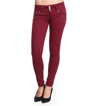 Buy Super Soft Denim Skinny Paint Jean Pants Women's Bottoms from Basic Essentials. Find Basic Essentials fashions & more at DrJays.com