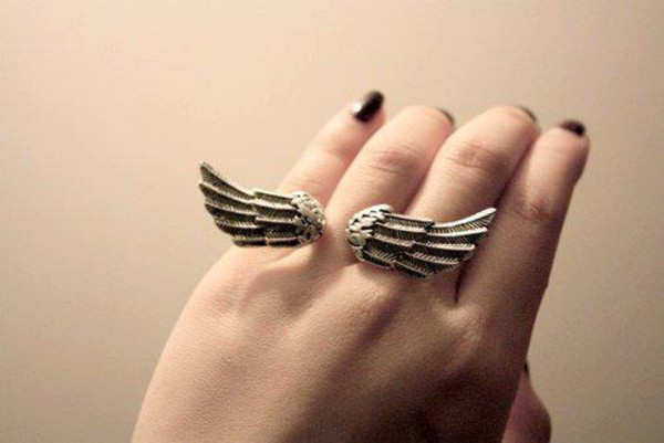 jewels ring jewelry wings