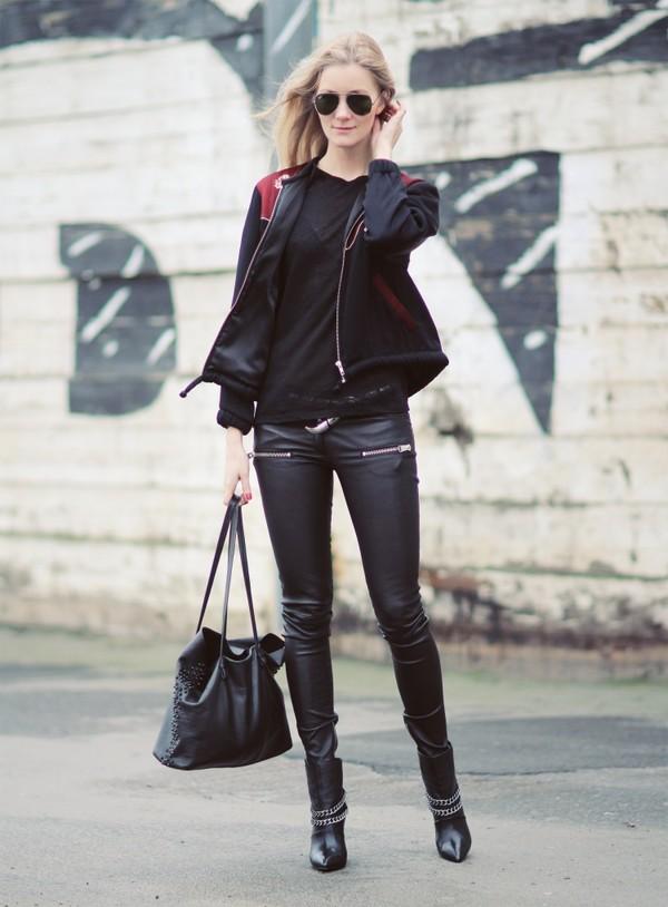 passions for fashion jacket t-shirt pants shoes bag belt