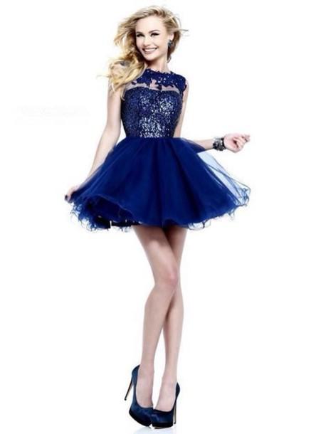 dress navy dress formal dress prom dress