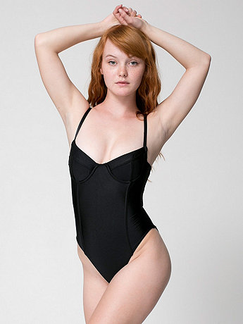 The Underwire Swimsuit | American Apparel