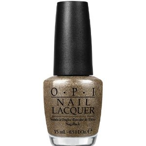 Amazon.com : Opi Nail Lacquer, All Sparkly and Gold : Nail Polish : Beauty