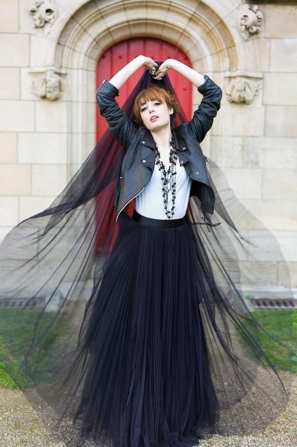 miss pandora skirt t-shirt jewels