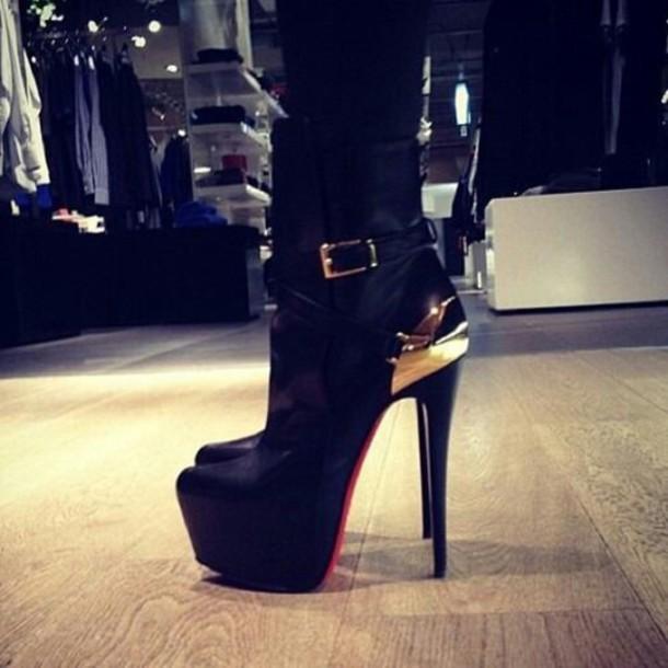 shoes stilettos boots heels