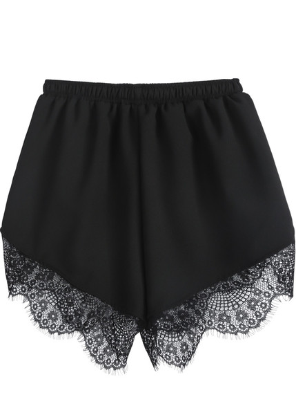 Lacia Overlay Shorts | Outfit Made