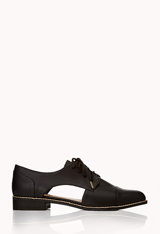Show-Off Oxfords | FOREVER21 - 2040496836