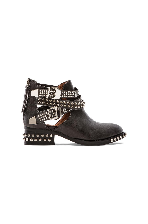 Jeffrey Campbell украшенная обувь everly в цвете Черный промытый | REVOLVE