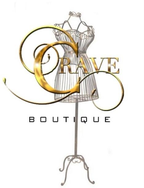 CRAVE BOUTIQUE — Crochet Maxi