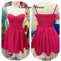 RED UNIQUE FLIRTY BUSTIER DRESS · Humbly Glam · Online Store Powered by Storenvy