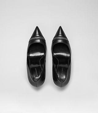 Womens Karli Pump Heel (Black) | ALLSAINTS.com