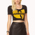 Retro Wu-Tang Crop Top | FOREVER21 - 2000110307