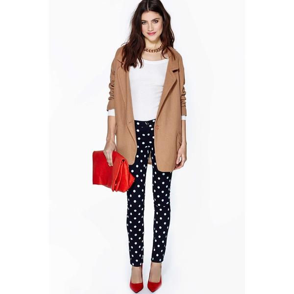 Cool Spot Skinny Jeans - Polyvore