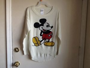 New from Disney Vintage Mickey Full Body Sweater Size M | eBay