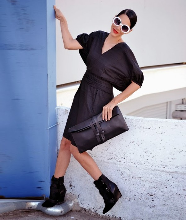 serial klother dress bag shoes sunglasses