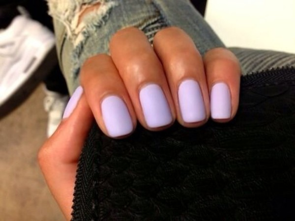 nail polish pretty pastel purple grunge soft grunge jumper style