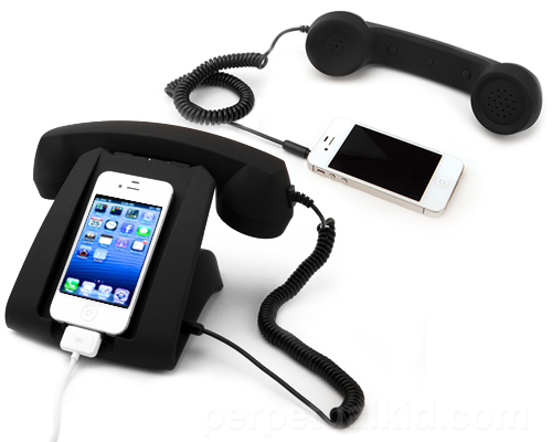 CELL PHONE TALK DOCK