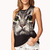 Cat Lover Muscle Tee | FOREVER21 - 2002246230