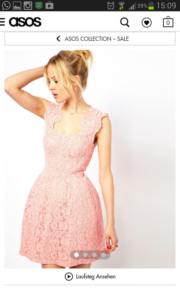 dress lace dress lace asos