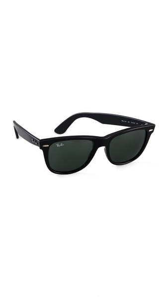 Ray-Ban Outsiders Oversized Wayfarer Sunglasses |SHOPBOP | Save up to 25% Use Code BIGEVENT13