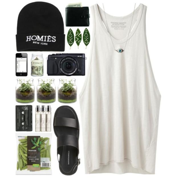 dress cute grunge hat beanie shoes