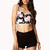 Rose Print Crop Top | FOREVER 21 - 2073726305