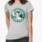 """no more coffee for you - stitch starbucks logo"