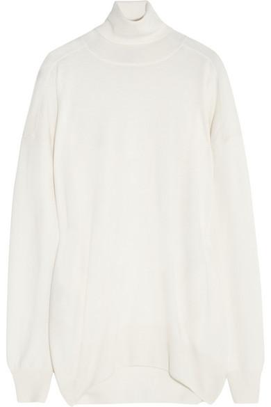 Stella McCartney|Wool turtleneck sweater|NET-A-PORTER.COM