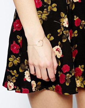 ASOS | ASOS – Armband mit Herzdesign bei ASOS