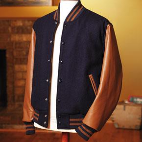 Classic Varsity Jacket   Smithsonian Museum Store