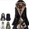 Faux fur women warm winter hooded coat jacket-freeship worldwide from daisy dress for less on storenvy