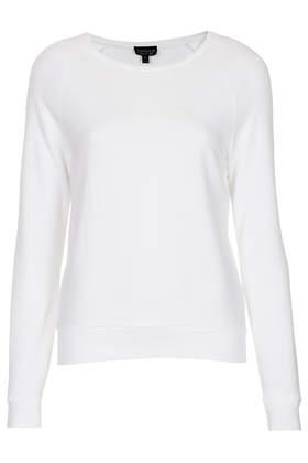 Neat Rib Sweat - Tops - Clothing - Topshop