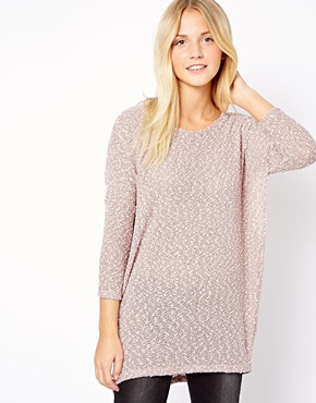 New Look | New Look Oversized Knitted Top at ASOS