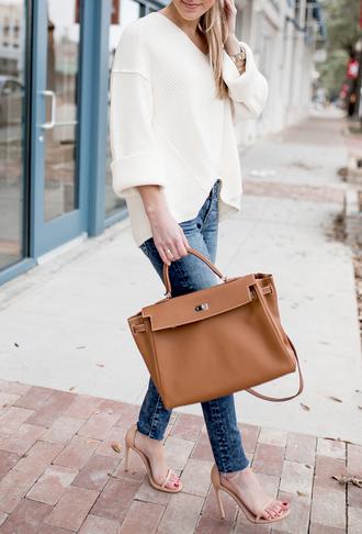 krystal schlegel blogger sweater underwear jeans shoes sunglasses