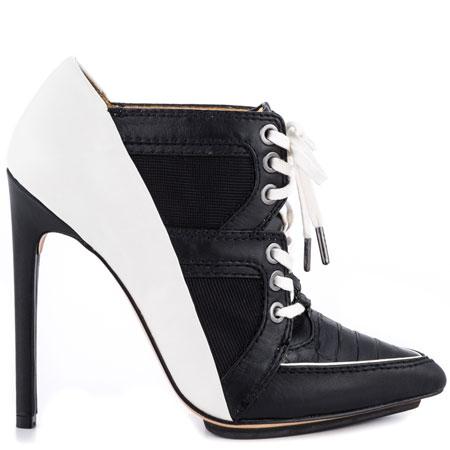 Nabla - Black Leather, LAMB, 294.99, FREE 2nd Day Shipping!